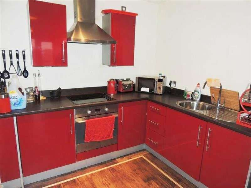 1 Bedroom Property for sale in Old Mill Wharf, Droylsden, Manchester