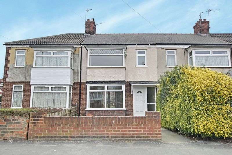 3 Bedrooms Terraced House for sale in Oldstead Avenue, Hull