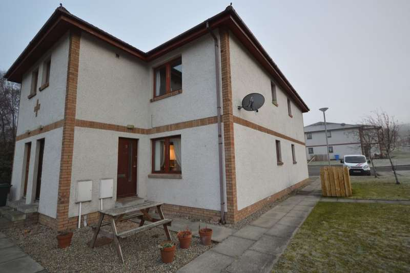 1 Bedroom Flat for sale in Murray Terrace, Smithton, Inverness, IV2
