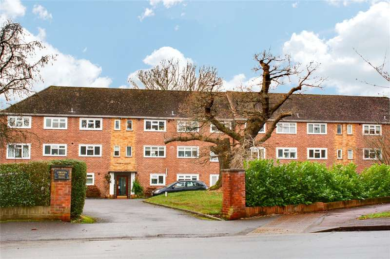 2 Bedrooms Apartment Flat for sale in Virginia Court, Station Parade, Virginia Water, Surrey, GU25