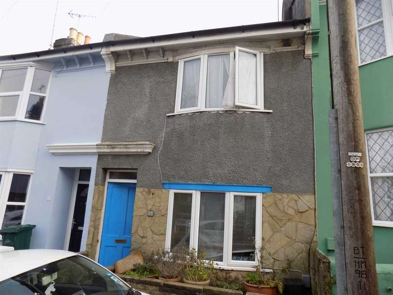 2 Bedrooms Terraced House for sale in Lynton Street, Brighton