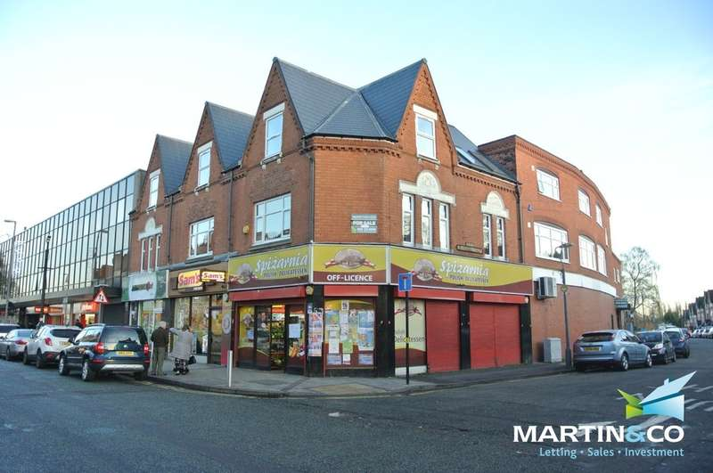 1 Bedroom Flat for sale in Harrison Road, Erdington, B24