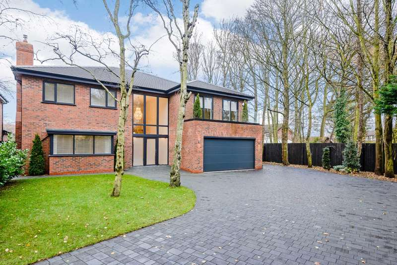 6 Bedrooms Detached House for sale in Massams Lane, Freshfield