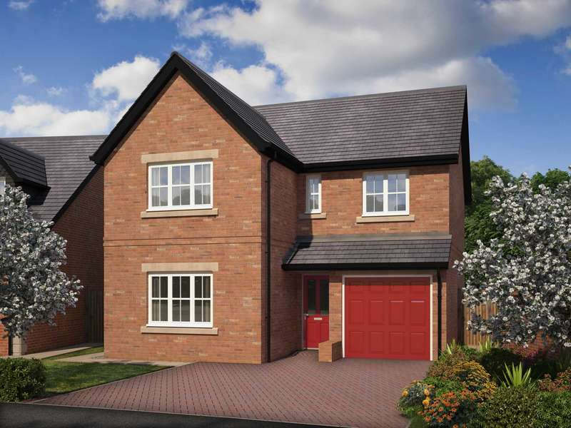 4 Bedrooms Detached House for sale in The Durham, Brookwood Park, Blackpool Road, Kirkham