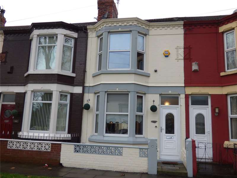 3 Bedrooms Terraced House for sale in Stanley Park Avenue South, Liverpool, Merseyside, L4