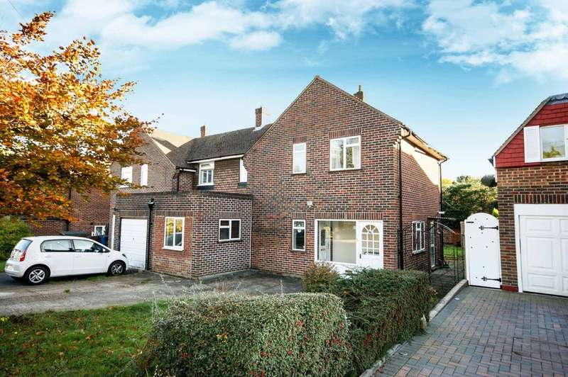 3 Bedrooms Semi Detached House for sale in Norman Crescent, Pinner
