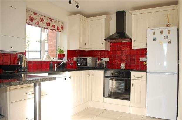 2 Bedrooms Flat for sale in Challenor Close, ABINGDON, Oxfordshire, OX14 5TB