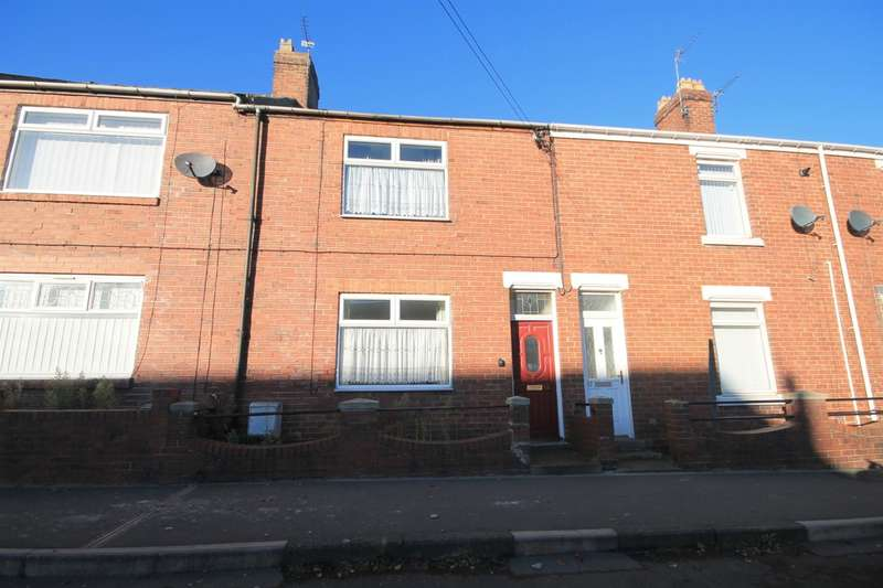 2 Bedrooms Property for sale in Frederick Street North, Meadowfield, Durham