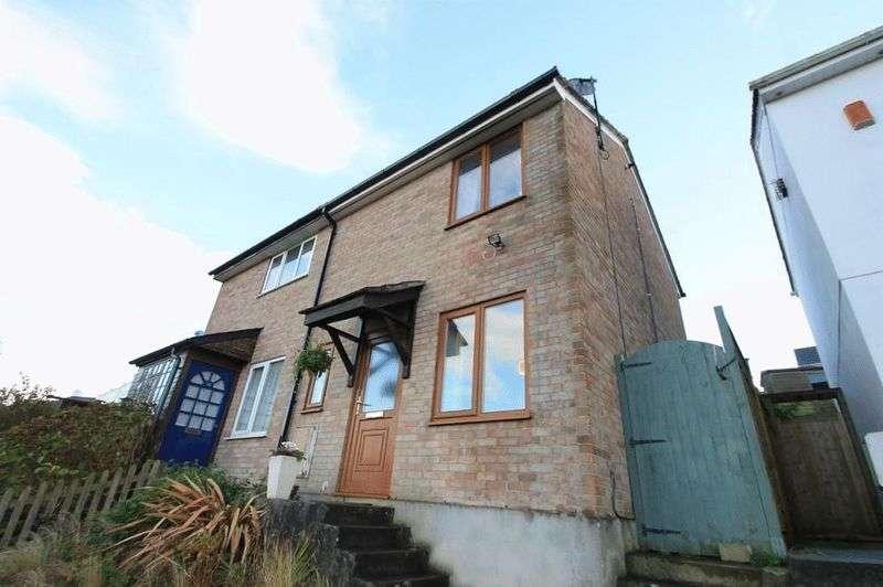 2 Bedrooms Semi Detached House for sale in Highertown Park, Saltash