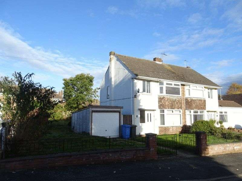 3 Bedrooms Semi Detached House for sale in Sydenham Road, Derby