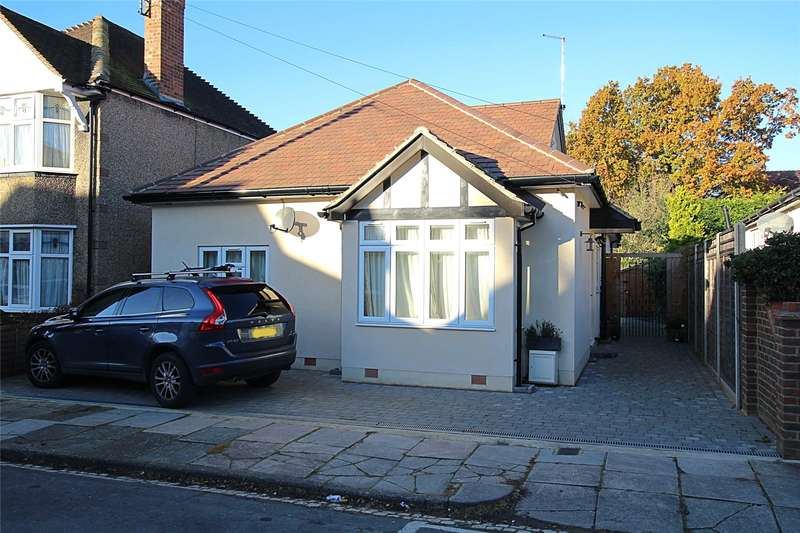 4 Bedrooms Detached Bungalow for sale in St. Julians Road, St. Albans, Hertfordshire, AL1