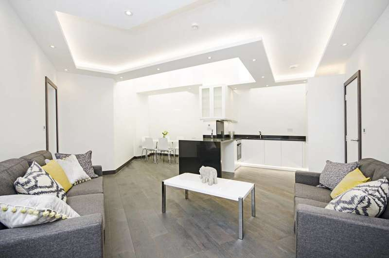 2 Bedrooms Flat for sale in Mornington Place, Mornington Crescent, NW1