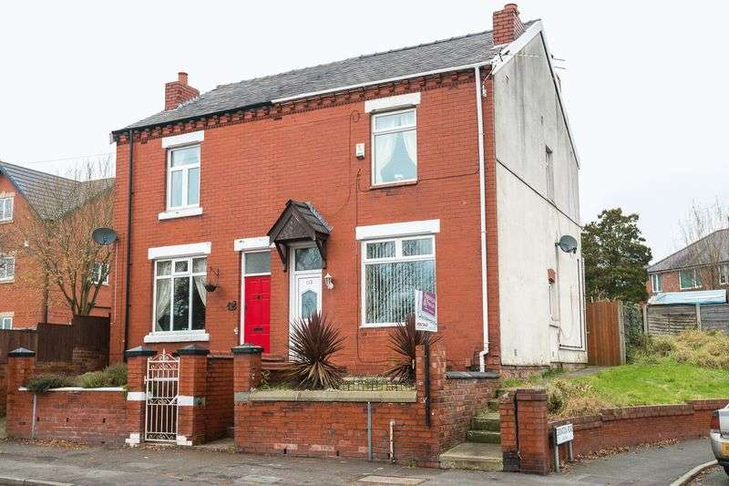 3 Bedrooms Semi Detached House for sale in Wigan Lower Road, Standish Lower Ground