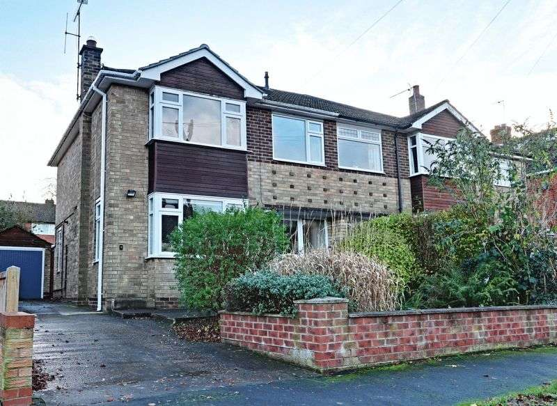 3 Bedrooms Semi Detached House for sale in The Vale, Kirk Ella