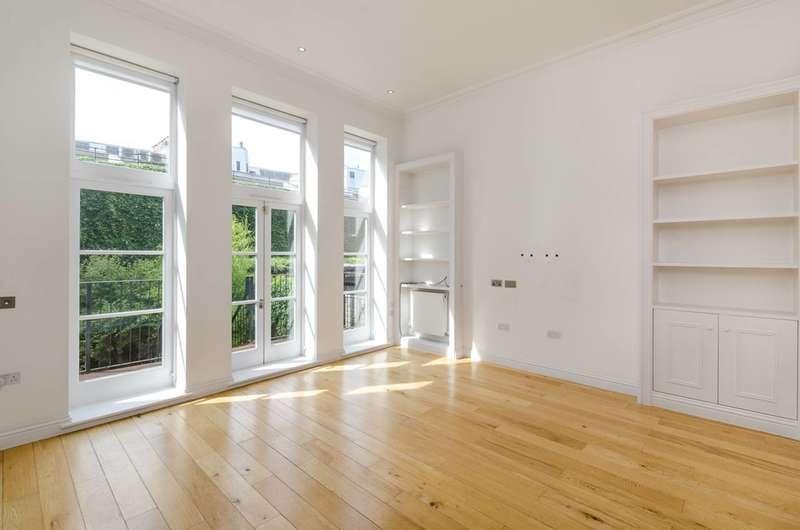 4 Bedrooms Flat for sale in Lexham Gardens, Kensington, W8