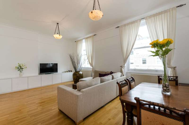 2 Bedrooms Flat for sale in Elvaston Place, South Kensington, SW7