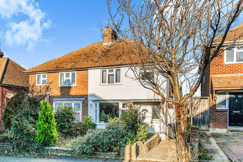 4 Bedrooms Semi Detached House for sale in Heaton Road, CANTERBURY, CT1