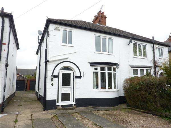 3 Bedrooms Semi Detached House for sale in ST HELENS AVENUE, SCARTHO, GRIMSBY