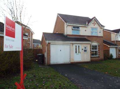 3 Bedrooms Detached House for sale in Somersby Close, Walton-Le-Dale, Preston, Lancashire
