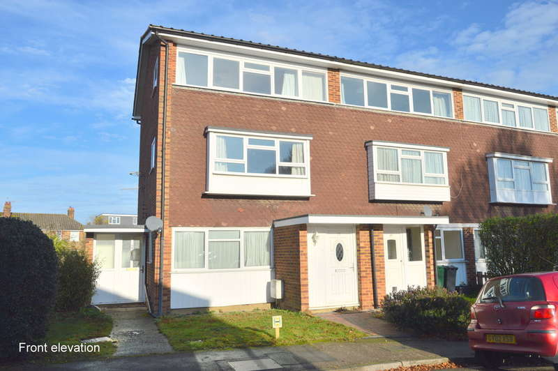 3 Bedrooms Maisonette Flat for sale in Wyecliffe Gardens, Redhill
