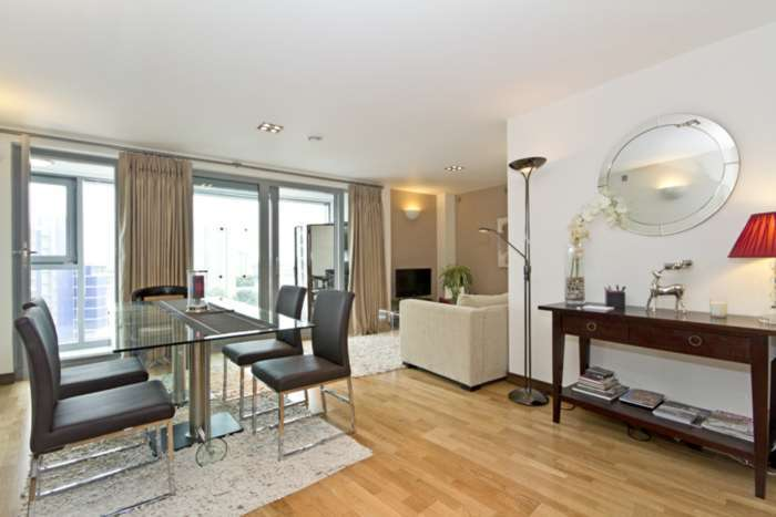 1 Bedroom Apartment Flat for sale in Altura Tower, Bridges Wharf, SW11