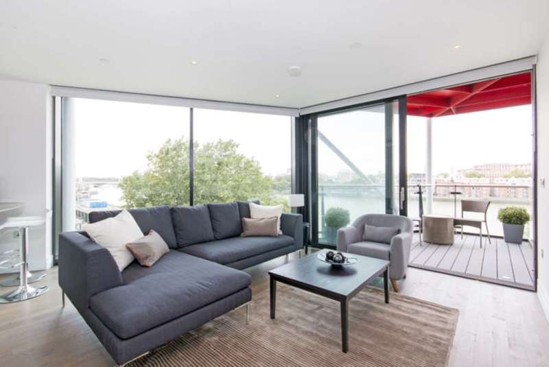 2 Bedrooms Apartment Flat for sale in Riverlight One, Nine Elms, SW8