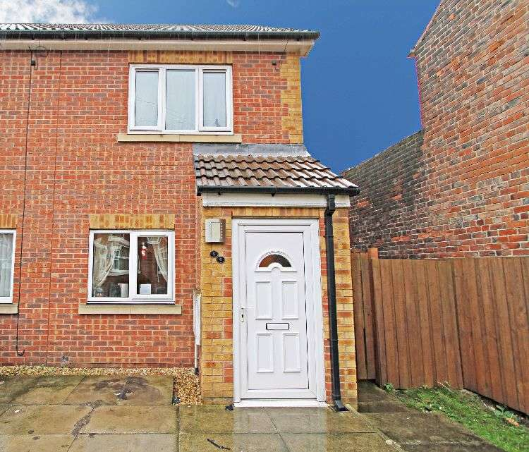 2 Bedrooms Terraced House for sale in France Street, South Yorkshire, S62 6BL