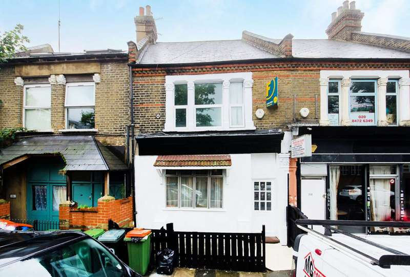2 Bedrooms Flat for sale in St Georges Road, Forest Gate, E7