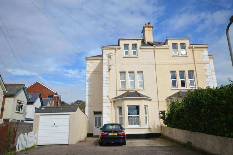 2 Bedrooms Flat for sale in Cleveland Place, Exmouth, EX8