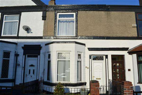 2 Bedrooms Terraced House for sale in Windermere Road, Leigh