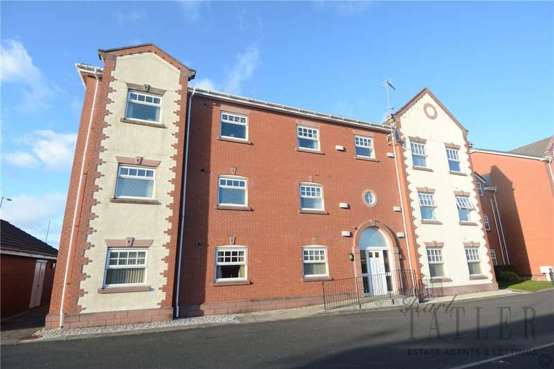 2 Bedrooms Flat for rent in Causeway House, Leasowe Road, Wirral