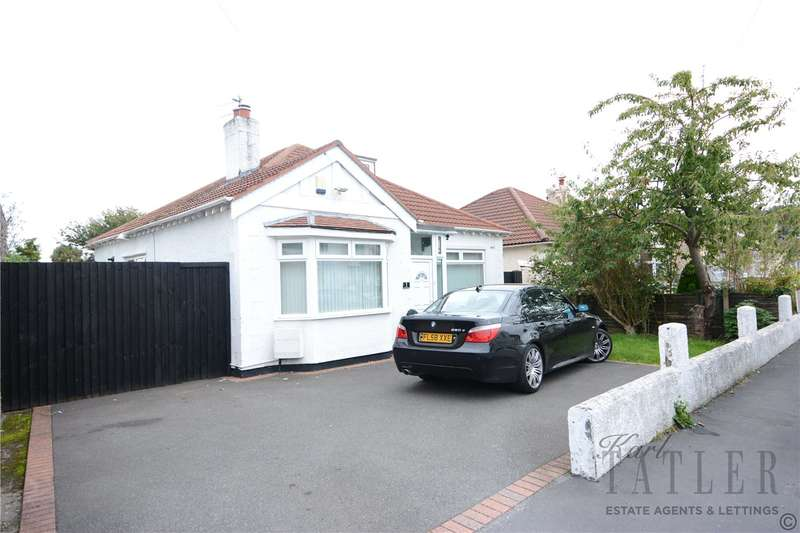 3 Bedrooms Detached Bungalow for rent in Briscoe Drive, Moreton, Wirral