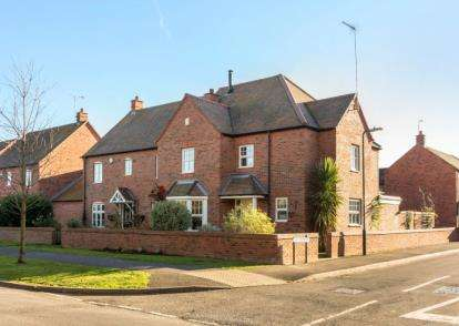 4 Bedrooms Semi Detached House for sale in The Fordway, Lower Quinton, Stratford-upon-Avon