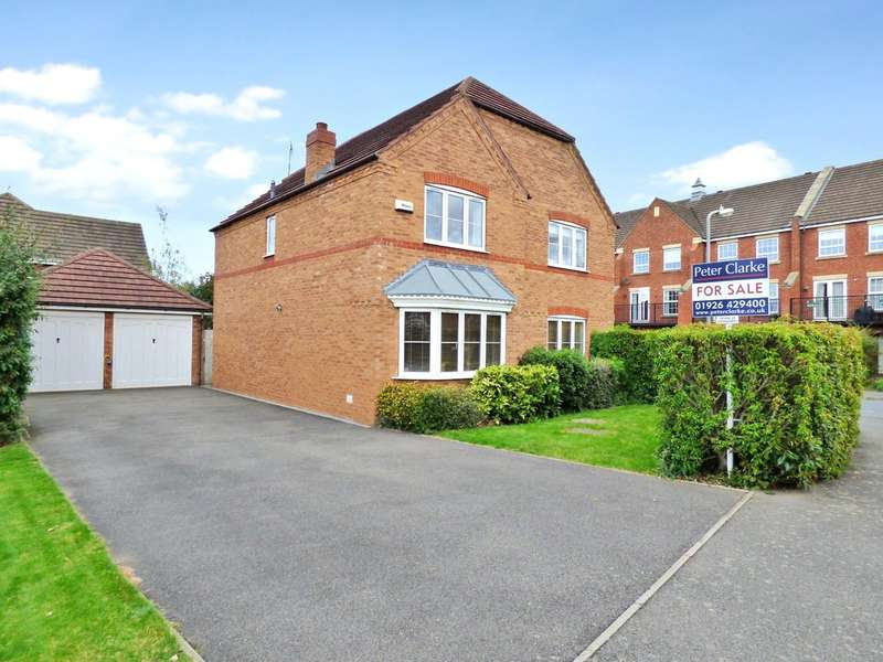 4 Bedrooms Detached House for sale in Banquo Approach, Warwick