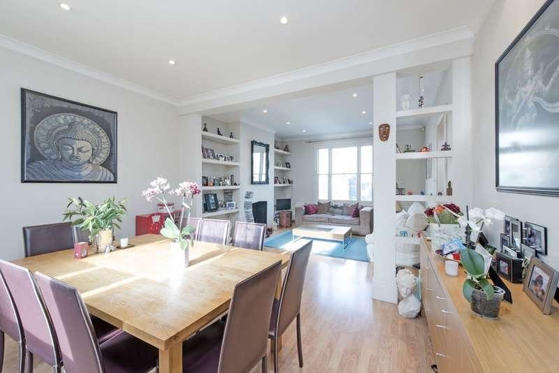 4 Bedrooms Maisonette Flat for sale in Mallinson Road, Battersea, London