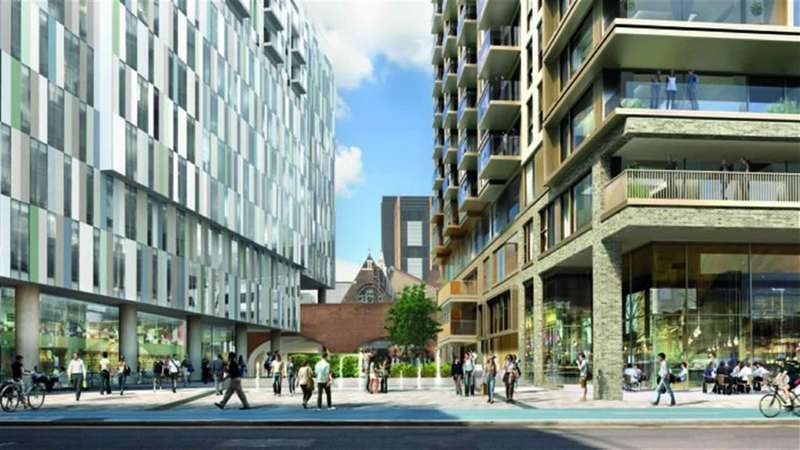2 Bedrooms Flat for sale in Royal Mint Gardens, Royal Mint Street, London, E1