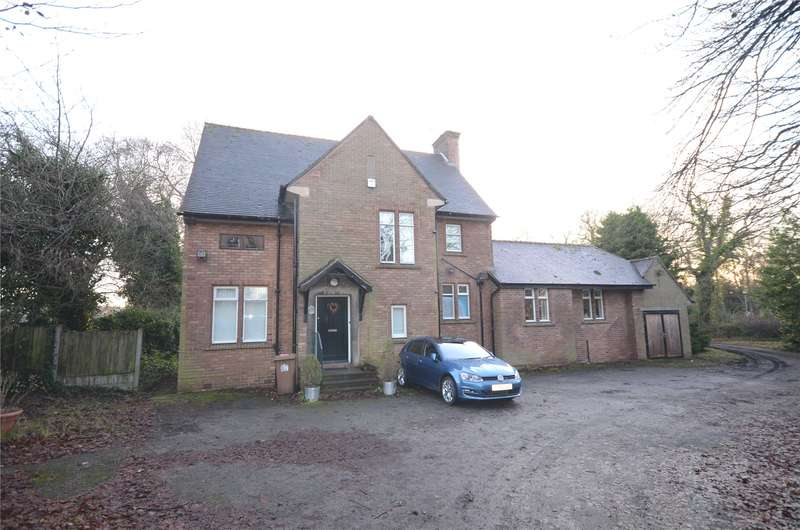 4 Bedrooms Detached House for sale in Chapel Lane, Eccleston, St. Helens, WA10