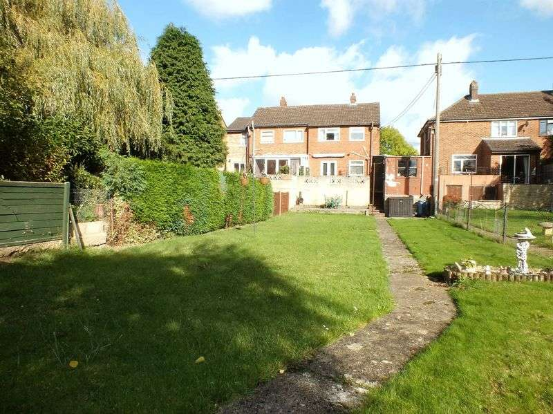 3 Bedrooms Semi Detached House for sale in Banbury Road, Kidlington