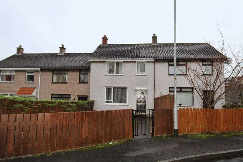 3 Bedrooms Terraced House for sale in 35 Glenmore Drive, Lisburn