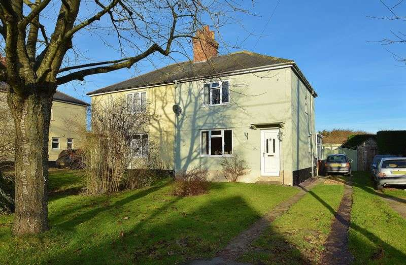 3 Bedrooms Semi Detached House for sale in High Street, Tetsworth