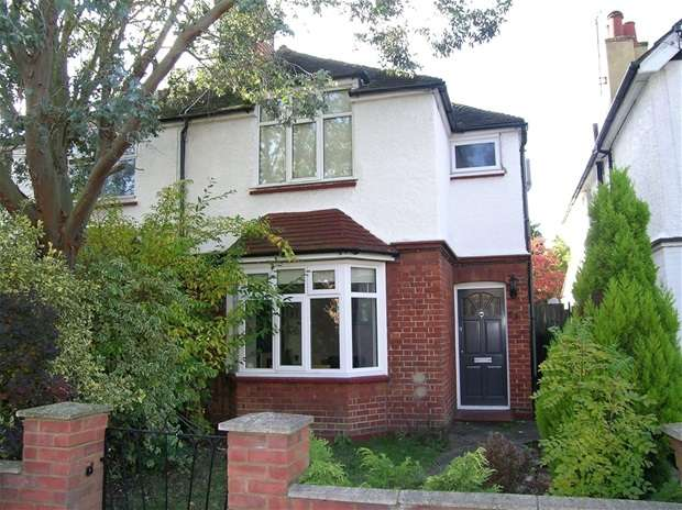 2 Bedrooms Semi Detached House for sale in Cotterill Road, Surbiton