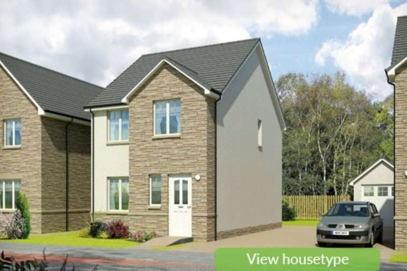 3 Bedrooms Detached House for sale in Oakley Road, Saline, Dunfermline, KY12