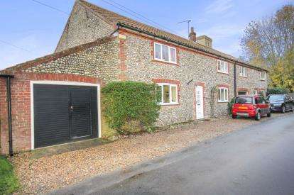 4 Bedrooms Barn Conversion Character Property for sale in Sharrington, Melton Constable, Norfolk
