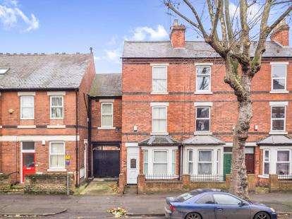 4 Bedrooms Terraced House for sale in Radford Boulevard, Nottingham, Nottinghamshire