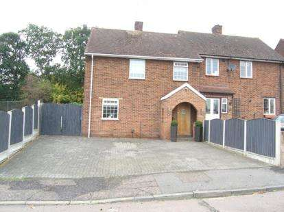 3 Bedrooms Semi Detached House for sale in Loughton, Essex