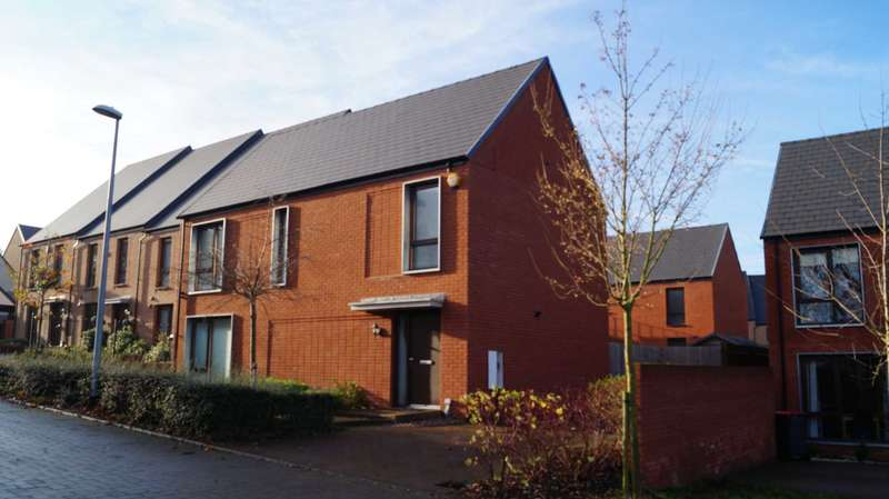 4 Bedrooms Detached House for sale in Pitmunds Way, Telford