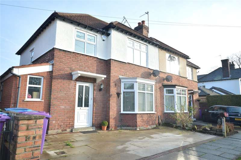 3 Bedrooms Semi Detached House for sale in Millersdale Road, Mossley Hill, Liverpool, L18