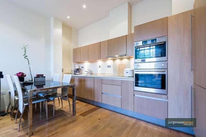 2 Bedrooms Flat for sale in Bromyard Avenue, Shepherds Bush, London, W3 7BN