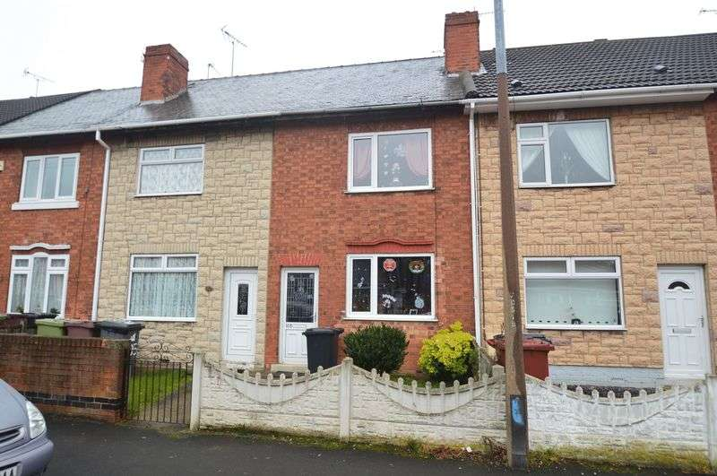 2 Bedrooms Terraced House for sale in Langwith Road, Langwith Junction