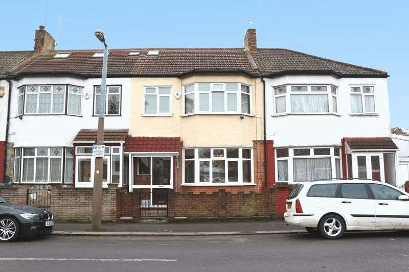 4 Bedrooms Terraced House for sale in Bowdon Road, London